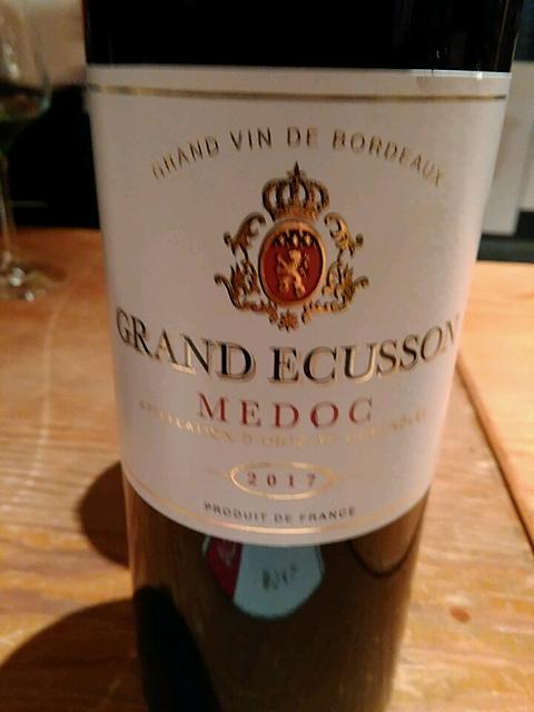 Grand Ecusson Médoc(グラン・デキュッソン メドック)