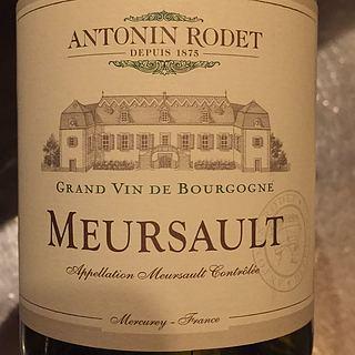 Antonin Rodet Meursault