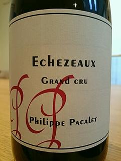 Philippe Pacalet Echezeaux Grand Cru