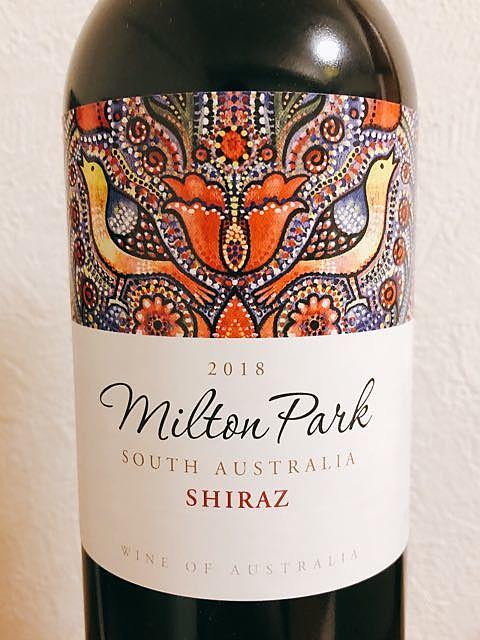Milton Park Shiraz