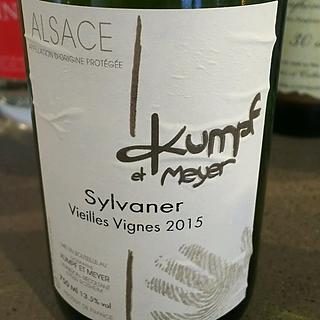 Kumpf et Meyer Sylvaner Vieilles Vignes