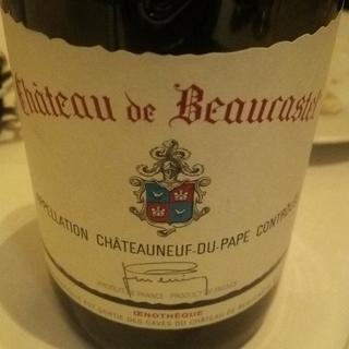 Ch. de Beaucastel Châteauneuf du Pape Oenothèque(シャトー・ド・ボーカステル シャトーヌフ・デュ・パプ エノテーク)
