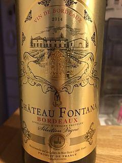 Ch. Fontana Selection Vigne