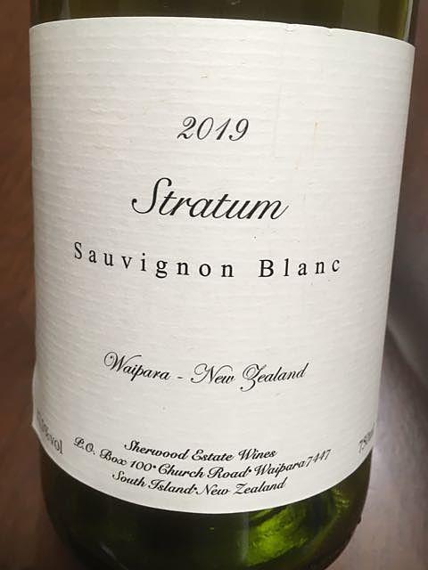 Sherwood Estate Stratum Sauvignon Blanc (Waipara)(シャーウッド・エステート ストラタム ソーヴィニヨン・ブラン)