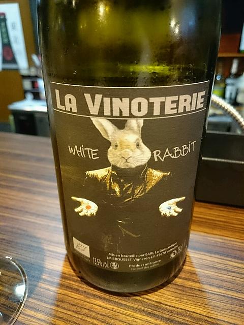 La Vinoterie White Rabbit(ラ・ヴィノテリエ ホワイト・ラビット)