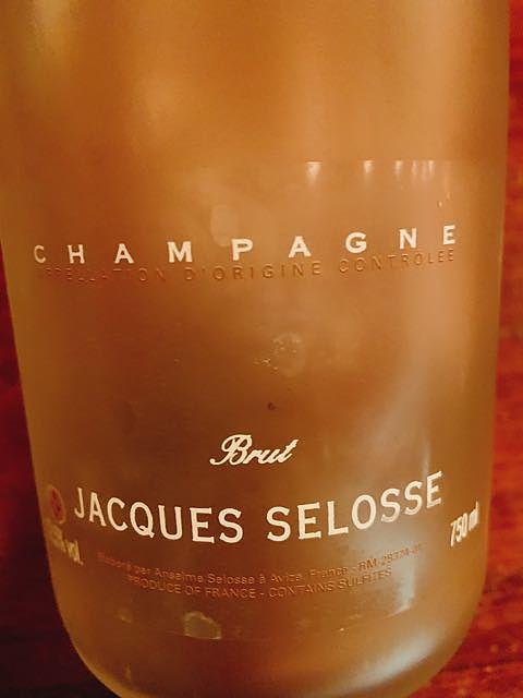 Jacques Selosse Rosé Brut