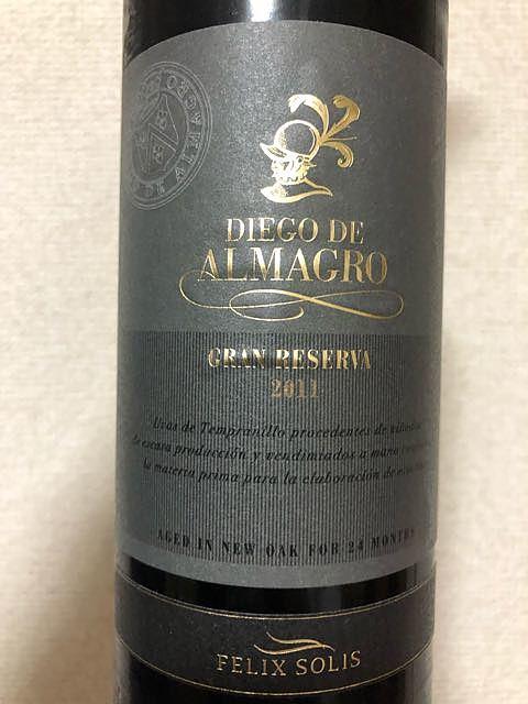 Diego de Almagro Gran Reserva