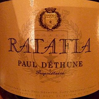 Paul Déthune Ratafia
