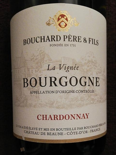 Bouchard Père & Fils Bourgogne Chardonnay La Vignée