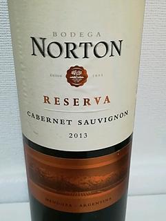 Norton Reserva Cabernet Sauvignon