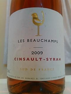 Les Beauchamps Rosé