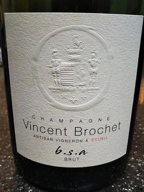 Vincent Brochet b.s.a. Brut(ヴァンサン・ブロシェ)