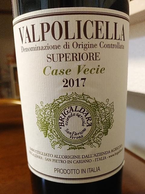 Brigaldara Valpolicella Superiore Case Vecie(ブリガルダーラ ヴァルポリチェッラ スペリオーレ カーセ・ヴェチエ)