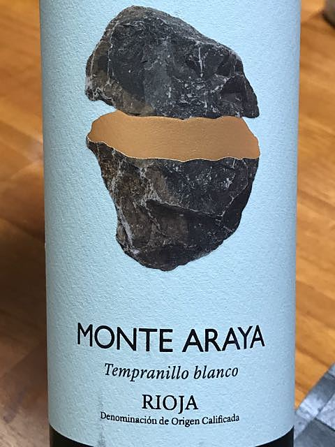Monte Araya Tempranillo Blanco