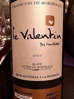 Le Valentin by Montfollet Rouge