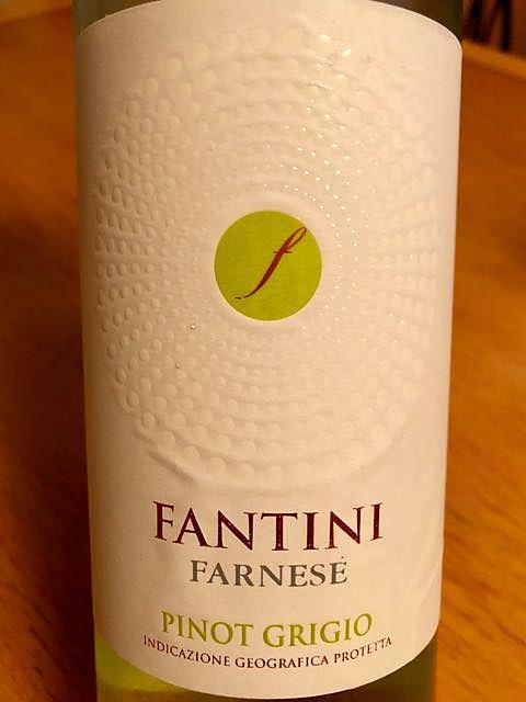 Fantini Pinot Grigio