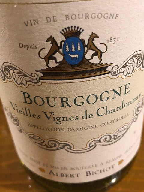 Dom. du Pavillon Bourgogne Chardonnay Vieilles Vignes(ドメーヌ・デュ・パヴィヨン ブルゴーニュ シャルドネ ヴィエイユ・ヴィーニュ)
