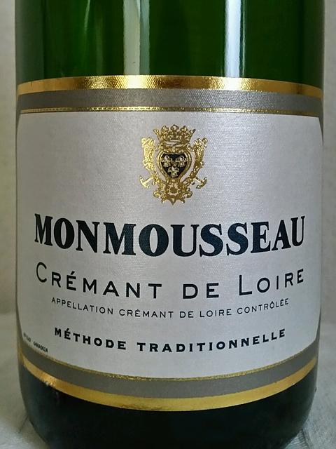 Monmousseau Crémant de Loire(モンムソー クレマン・ド・ロワール)