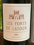 レ・フォール・ド・ラトゥール(2002)