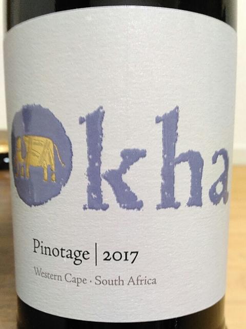 Okha Pinotage