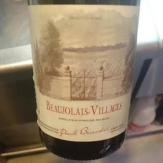Paul Beaudet Beaujolais Villages(ポール・ボーデット ボージョレ・ヴィラージュ)