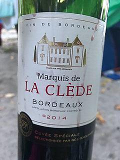 Marquis de La Clède(マルキ・ド・ラ・クレド)