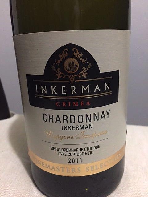 Inkerman Chardonnay(インケルマン シャルドネ)