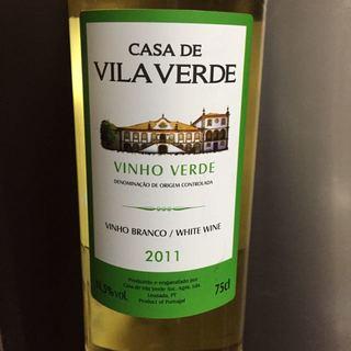 Casa de Vila Verde Vinho Verde