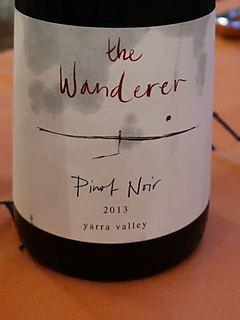 The Wanderer Yarra Valley Pinot Noir(ザ・ワンダラー ヤラ・ヴァレー ピノ・ノワール)
