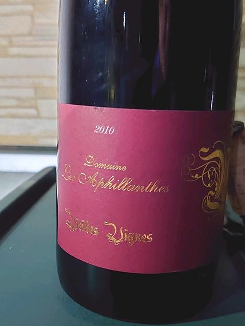 Dom. Les Aphillanthes Côtes du Rhône Villages Plan de Dieu Vieilles Vignes