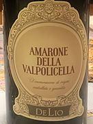 デリオ アマローネ・デッラ・ヴァルポリチェッラ