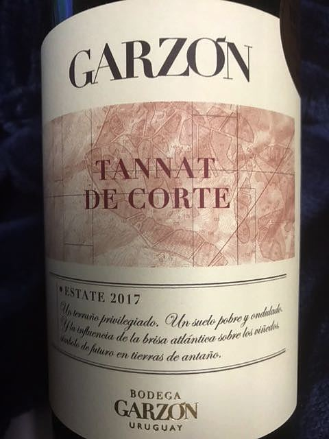 Garzón Estate Tannat de Corte