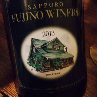 Sapporo Fujino Winery Mikino Hotori ナチュラル・スパークリング ロゼ