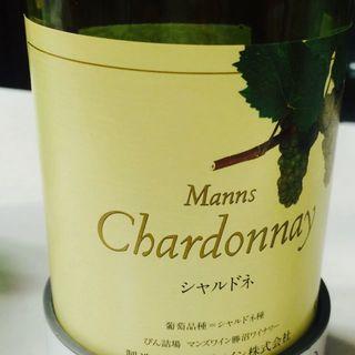 マンズワイン Manns Chardonnay