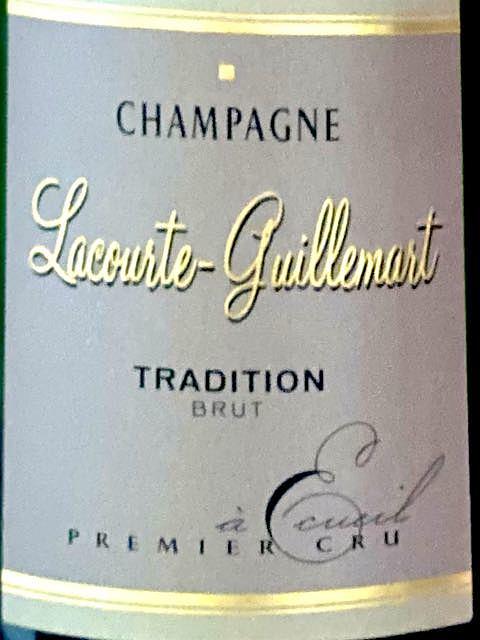Lacourte Guillemart Tradition Brut(ラクルート・ギルマール トラディション ブリュット)