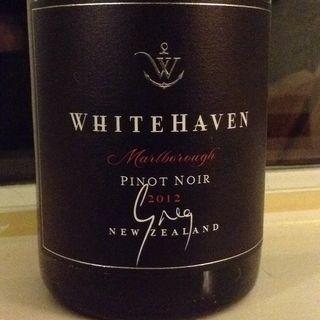 Whitehaven Greg Reserve Pinot Noir