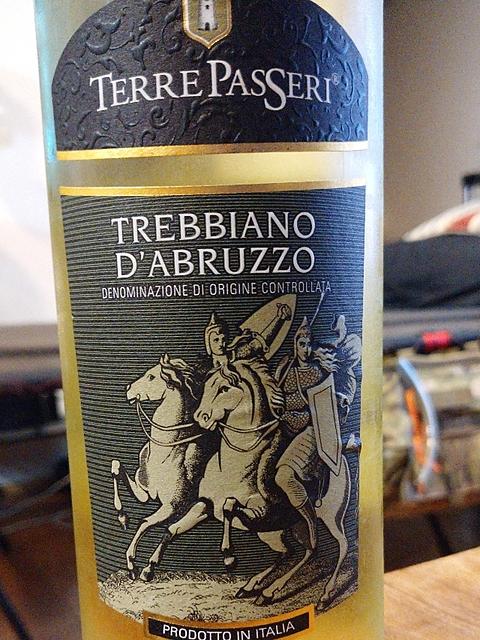 Terre Passeri Torebbiano d'Abruzzo