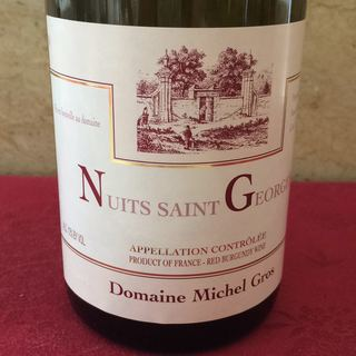 Dom. Michel Gros Nuits Saint Georges