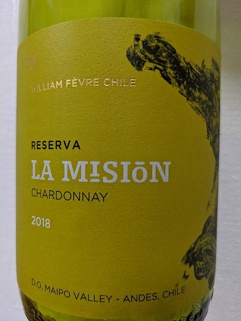 La Mision Chardonnay Reserva(ラ・ミシオン シャルドネ レゼルヴァ)