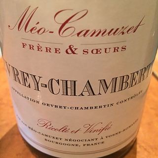 Méo Camuzet F&S Gevrey Chambertin