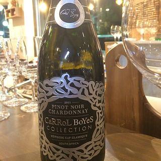 Carrol Boyes Collection Pinot Noir Chardonnay(キャロル・ボーイズ コレクション ピノ・ノワール シャルドネ)