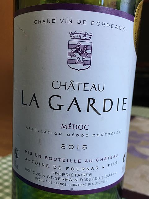 Ch. La Gardie