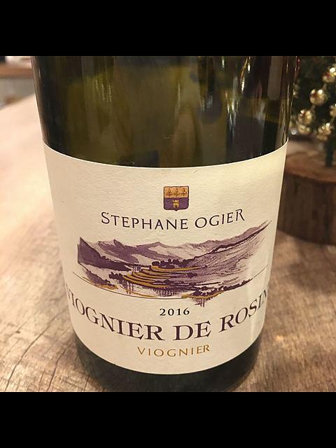 Stéphane Ogier Viognier de Rosine(ステファン・オジェ ヴィオニエ・ド・ロズィーン)