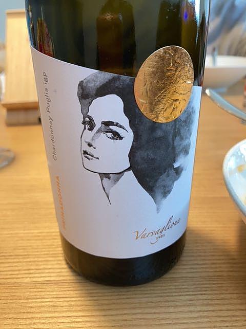 Varvaglione Primadonna Chardonnay di Puglia