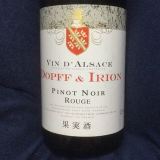 Dopff & Irion Pinot Noir