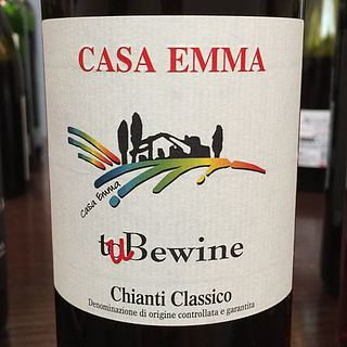 Casa Emma Tu Be Wine Chianti Classico