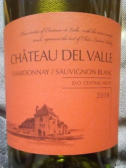Ch. del Valle White(シャトー・デル・バジェ ホワイト)