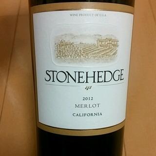 Stonehedge Merlot