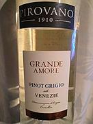 ピロヴァーノ グランド・アモーレ ピノ・グリージョ