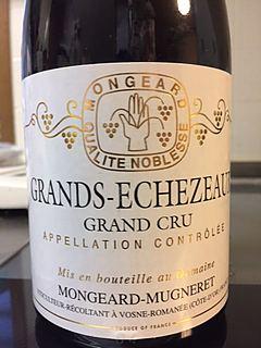 Mongeard Mugneret Grands Echezeaux Grand Cru